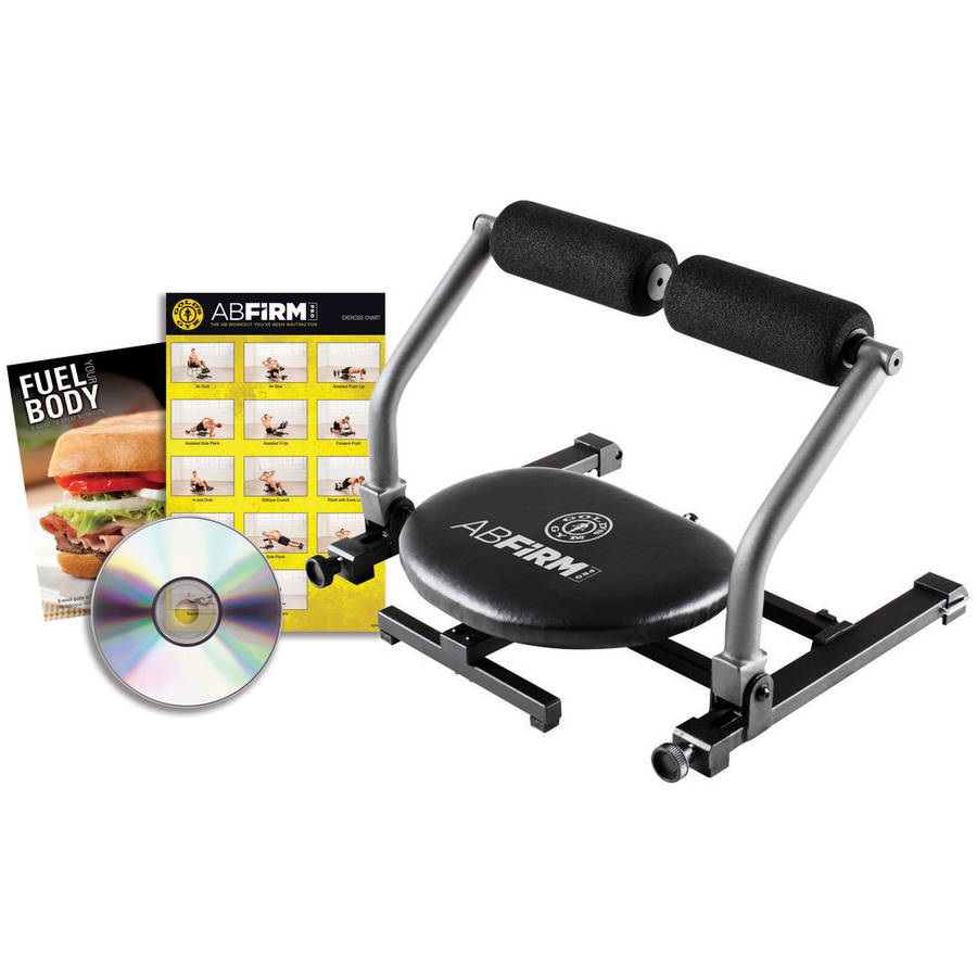 Gold's Gym AbFirm Pro by Icon Health & Fitness Inc.