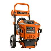 Generac 6602 OneWash 2,000 - 3,100 PSI 2.8 GPM Residential Gas Pressure Washer
