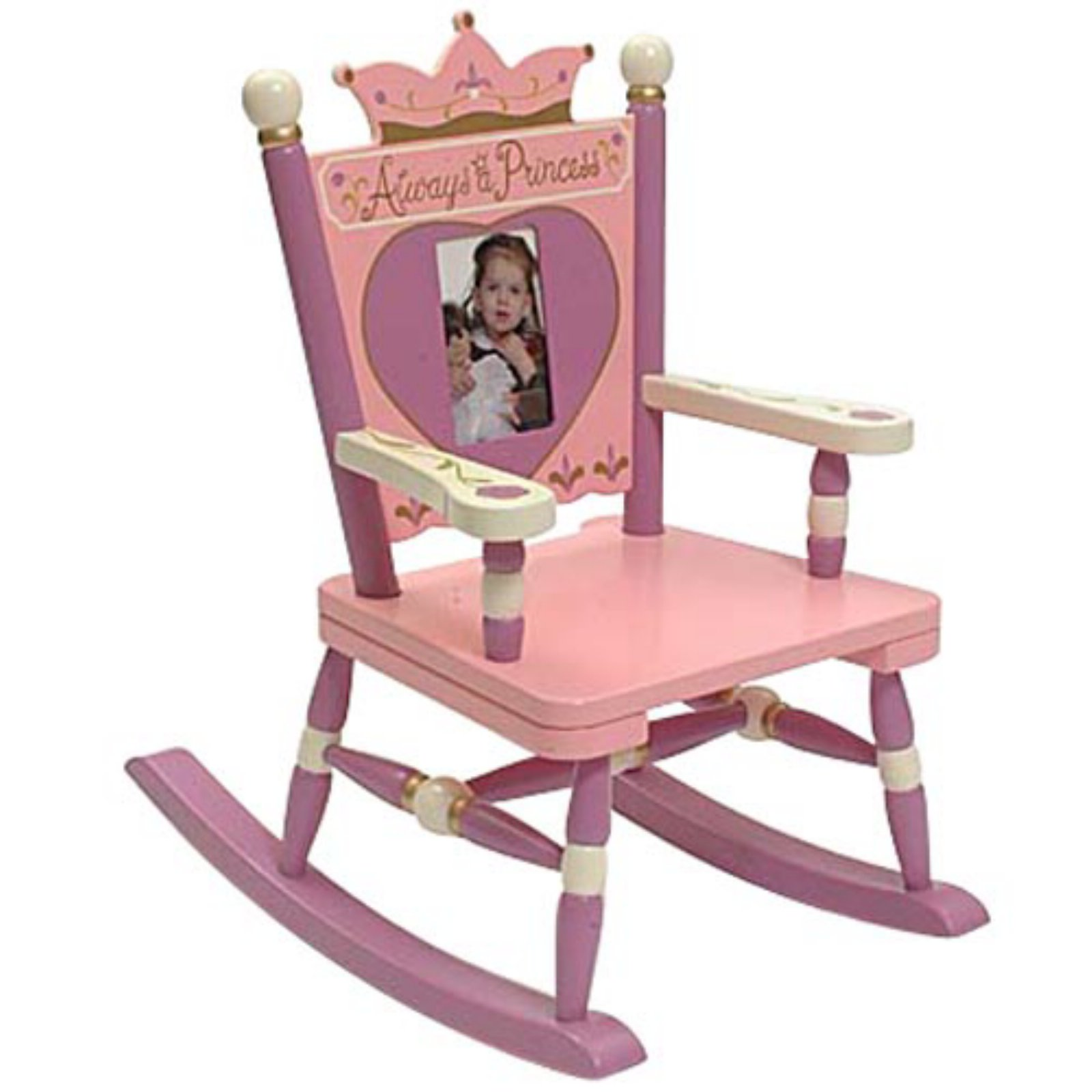Wildkin Princess Mini Rocking Chair