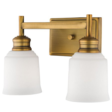 Millennium Lighting 172-HBZ Burbank Bathroom Light In Heirloom Bronze