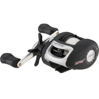 Shakespeare Baitcast Reel (Shakespeare Alpha Low Profile Baitcast Fishing Reel )