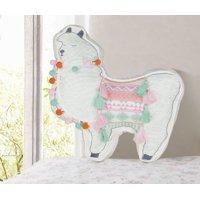 La La Llama Novelty Decorative Pillow by Waverly Kids