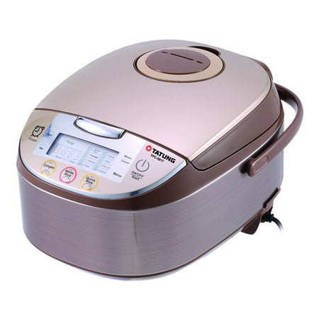 Tatung Tatung 8 Cups Micom Fuzzy Logic Multi-Cooker and Rice Cooker