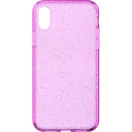 100% authentic d8f55 5e03d Onn Pink with Glitter Phone Case For iPhone XR