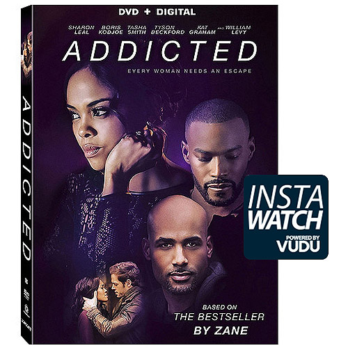 Addicted (DVD   Digital Copy) (With INSTAWATCH)