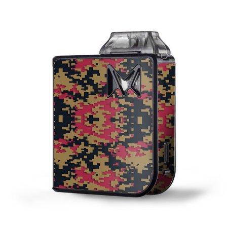 - Skin Decal Vinyl Wrap for SV Mi-Pod kit Vape skins stickers cover / Digi Camo Sports Teams Colors digital camouflage gold red blue