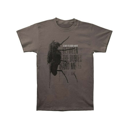 Between The Buried And Me Men's  The Fly T-shirt (Between The Buried And Me T Shirt)