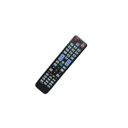 Universal Smart 3D Replacement Remote Control for Samsung UN40D5500RMXZL UN40D6000SF UN46C6500VF Plasma LCD LED HDTV TV (Samsung Plasma 3d Tv Remote)