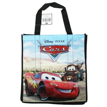 Alexander Mcqueen Handbags - Disney Pixar's Cars Lightning McQueen and Mater Reusable Grocery Tote Bag