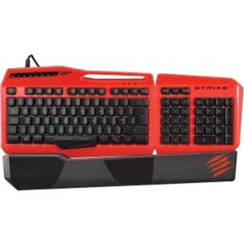 Mad Catz S.T.R.I.K.E. 3 Gaming Keyboard for PC