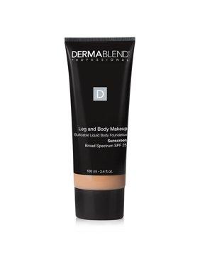 "Dermablend Leg And Body 3.4Oz Medium Natural Formerly-""Medium"" - New In Box-02"