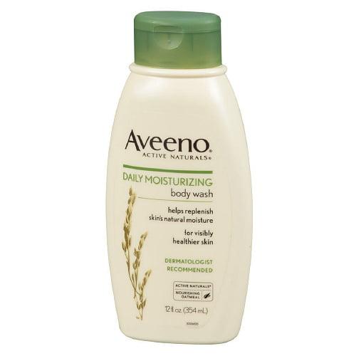 Aveeno body wash for eczema
