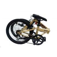 Columba PR20S1 Folding Bike Gold (PR20S1_GLD)