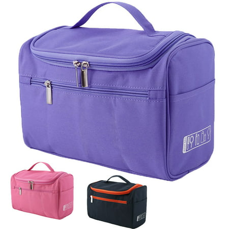 Waterproof Travel Toiletry Cosmetic Bag Hanging Makeup Bag Organizer Travel Wash