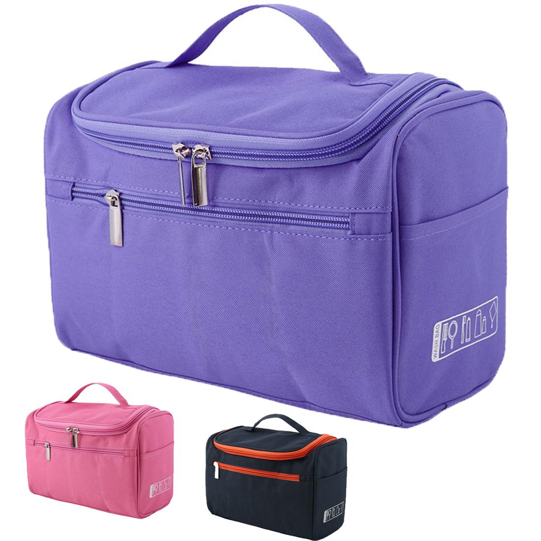 Waterproof Travel Toiletry Cosmetic Bag Hanging Makeup Bag Organizer Travel Wash Bag