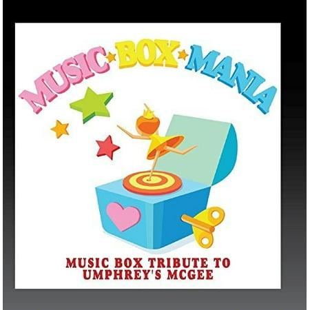 Music Box Tribute to Umphrey's (Umphrey's Mcgee Halloween Setlist)