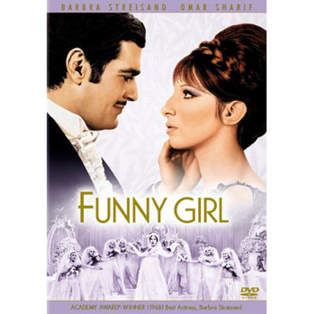 Funny Girl (DVD) - Funny Halloween Movies To Watch