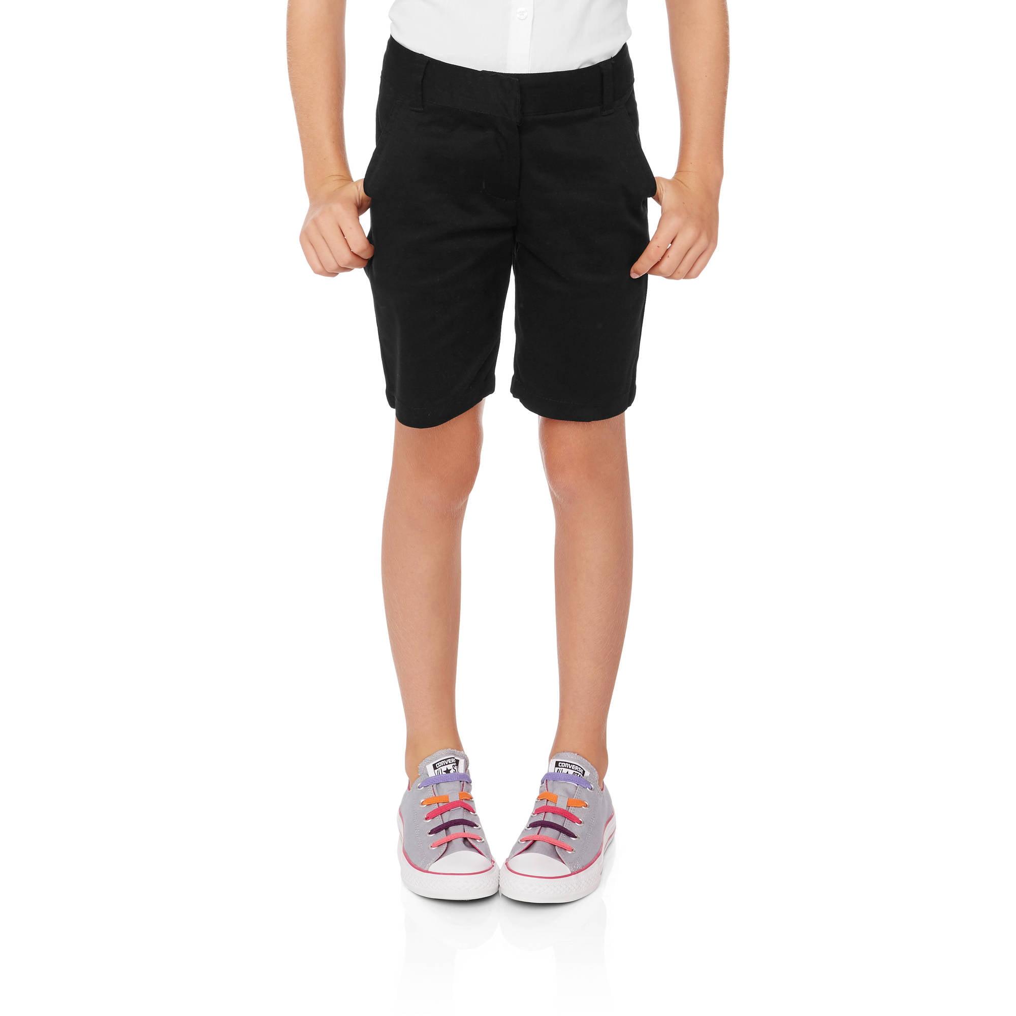 Girls Pants Khaki Black Navy Blue 6 8 10 12 16 18 NEW George school Uniform