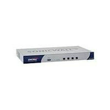 Sonicwall Ssl Vpn 2000   Vpn Gateway   4 Ports   Ethernet  Fast Ethernet   1U   Refurbished