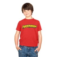 WWE Hulkamania Youth T-Shirt