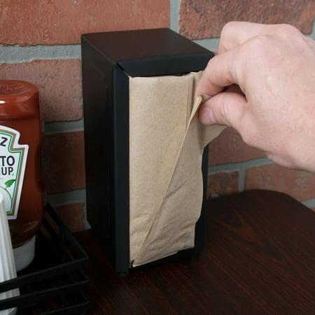 Choice Kraft Natural Tall-Fold Dispenser Napkin - 500/Pack ()