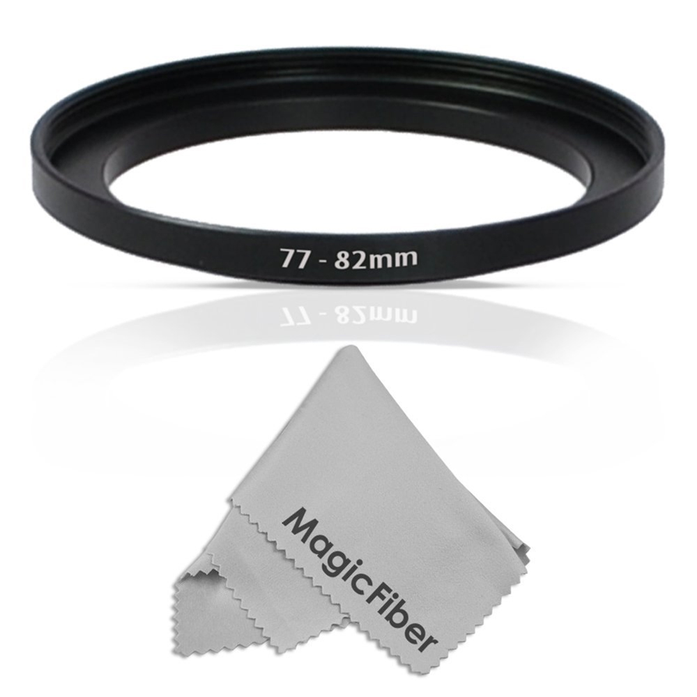 Altura Photo 77-82MM Step-Up Adapter Ring (77MM Lens to 82MM Accessory)