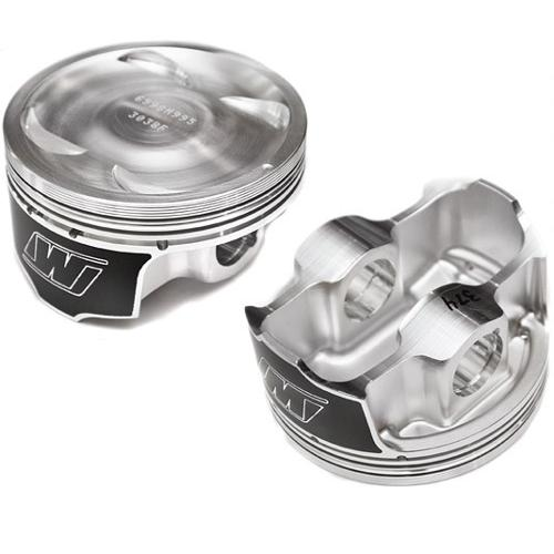 Wiseco Forged Piston Kit 77mm 8.6:1 Comp Fits 99-03 Kawasaki Prairie 300 KVF300A 4x4