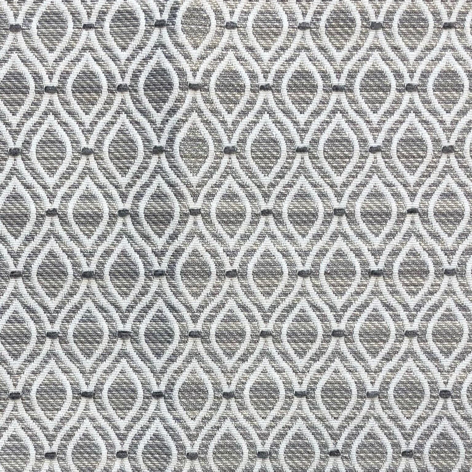 Plutus PBKR1945-2030-DP Deluxe Rockland Beige & Silver Luxury Throw Pillow, 20 x 30 in. Queen - image 1 of 3