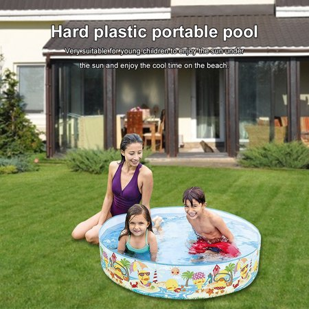 Kiddie Swimming Pool Outdoor Sports Water Play Toys for Children - image 4 de 7
