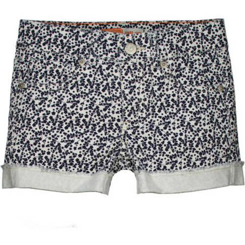 Levi's Girls' Frayed Rolled Cuff Short