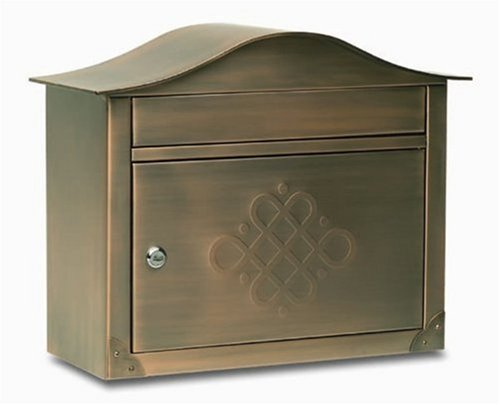 Architectural Mailboxes Peninsula Wall Mount Mailbox