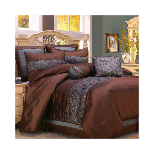 Home Fashions International Fritzi 8 Piece Comforter Set