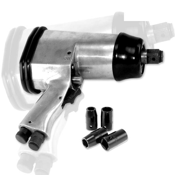 "3/4"" Airluxe Air Compressor Impact Wrench Gun Short Shank Tools"