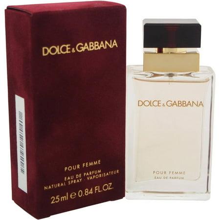 Dolce & Gabbana Pour Femme by Dolce & Gabbana for Women, 0.84 oz