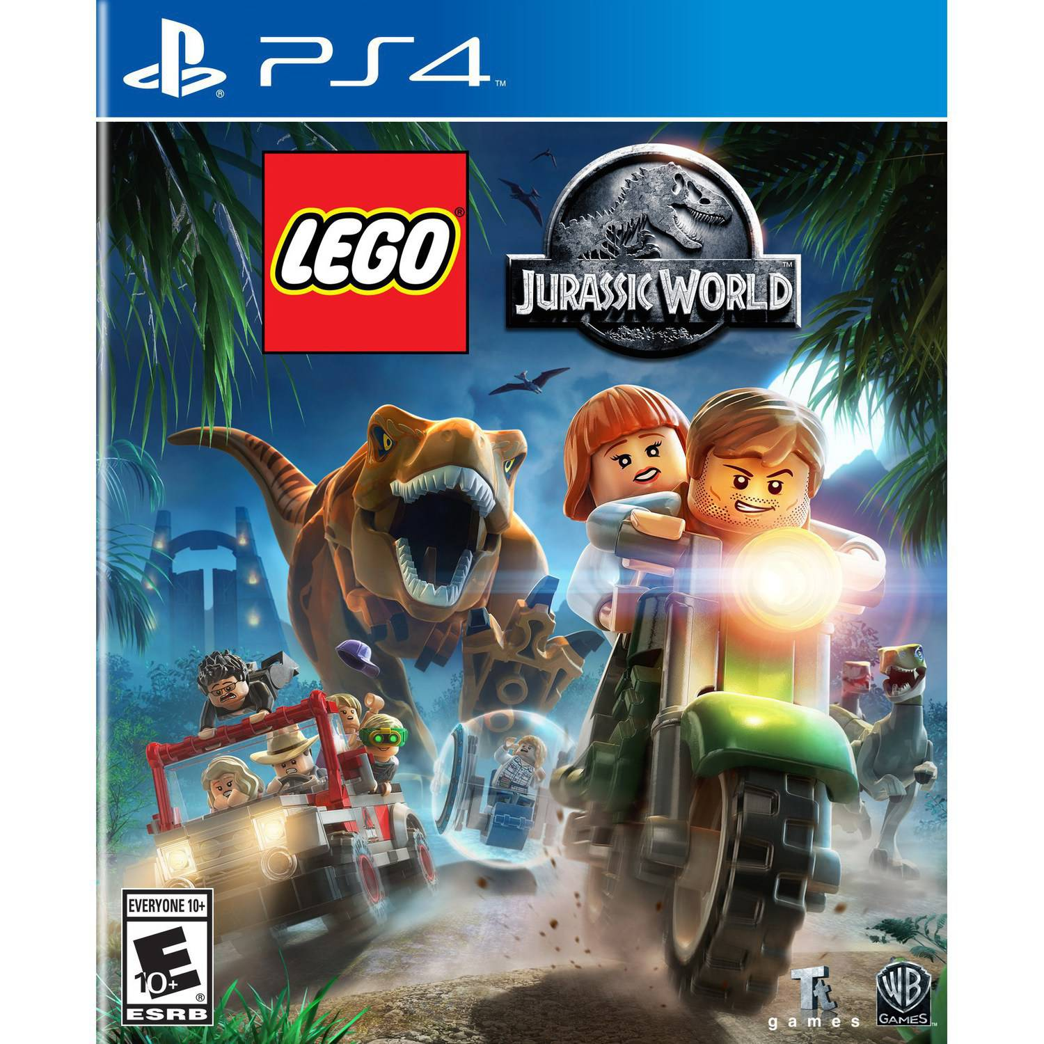 Lego Jurassic World (PS4) - Pre-Owned