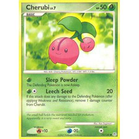 Pokemon Diamond & Pearl Cherubi #75