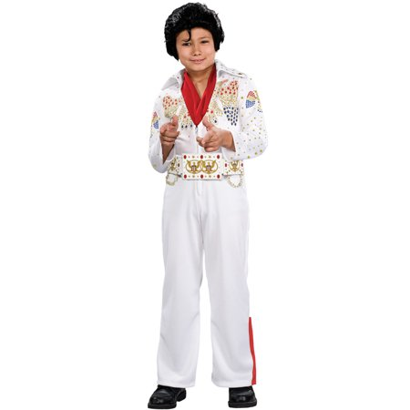 Deluxe Elvis Toddler Halloween Costume - Elvis Halloween Costume Toddler