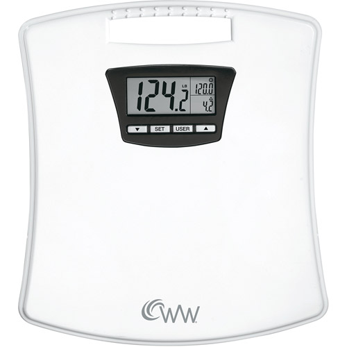 Weight Watchers 4-Person Tracker Digital Bath Scale