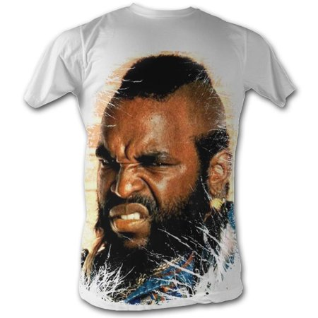 American Classics Mr  T Allover T T Shirt