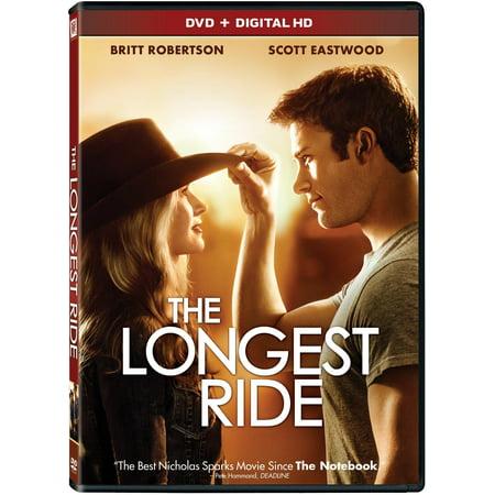 The Longest Ride (DVD + Digital HD)