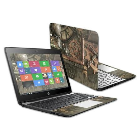 Skin Decal Wrap For Hp Chromebook 11 G5 11 6  Steam Punk Room