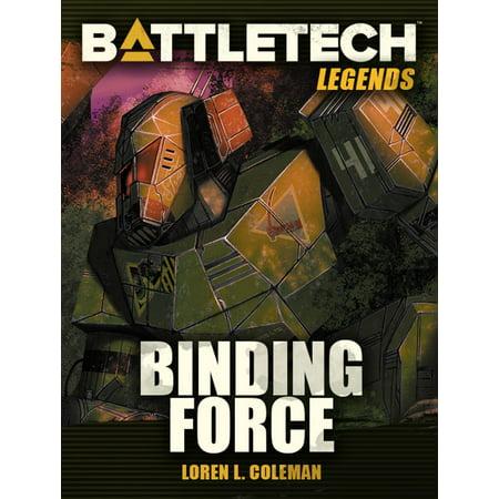 Force Snowboard Binding (BattleTech Legends: Binding Force -)