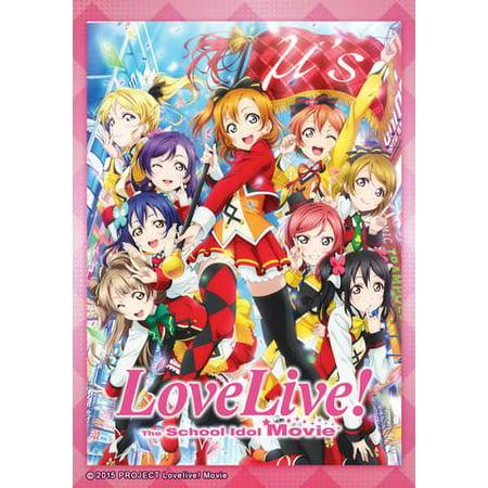 Love Live! The School Idol Movie (Original Japanese Version) (Vudu Digital Video on