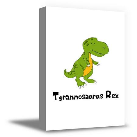 Halloween Display Ideas Nursery (Awkward Styles Tyrannosaurus Rex Canvas Dinosaur Illustration Dinosaur Digital Art Rex Dinosaur Room Wall Art Decals Room Decor Nursery Room Decor Dinosaur Kids Room Decor T-Rex Canvas Decor)
