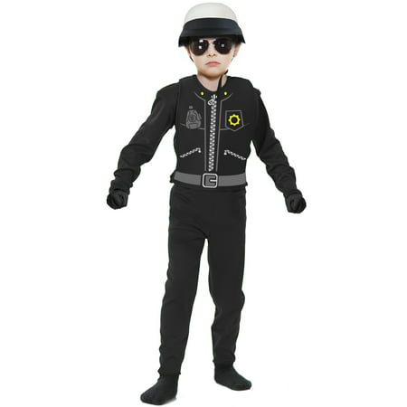The Cop Child Costume - Kids Cop Costume