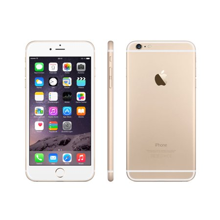 Used (Good Condition) Apple iPhone 6S Plus 128GB Unlocked GSM iOS  Smartphone Multi Colors (Gold White) - Walmart.com 4dfb1d933a