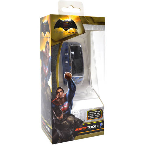 Batman V Superman Activity Tracker