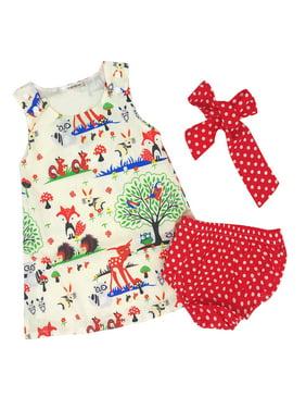 9465c4c298ce StylesILove Toddler Girls Dresses   Rompers - Walmart.com