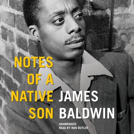 Notes of a Native Son - Audiobook