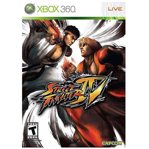 Street Fighter V (Xbox 360) - Pre-Owned